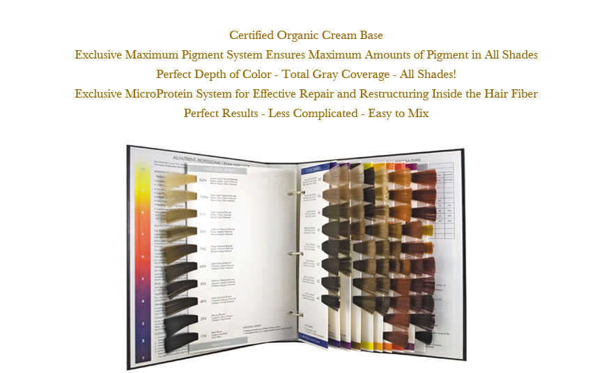 All Nutrient Color Chart Of All Nutrient Hair Color Chart Dagpress