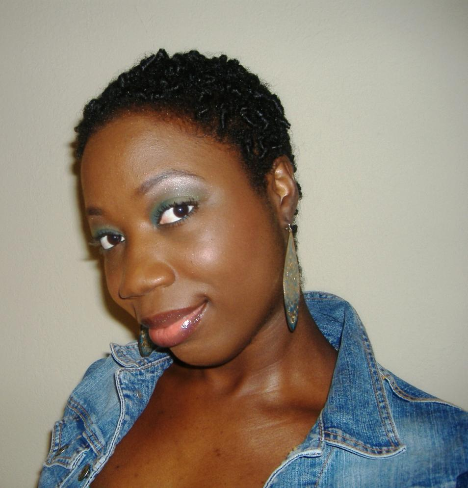Easy Quick Protective Styles for short twa! - CurlyNikki ...