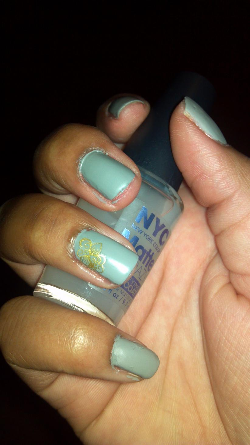 Nail of the day (NOTD)-uploadfromtaptalk1346547845237.jpg