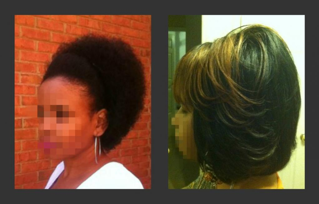 My Natural Hair vs My Dominican BlowoutPICS!  CurlyNikki Forums