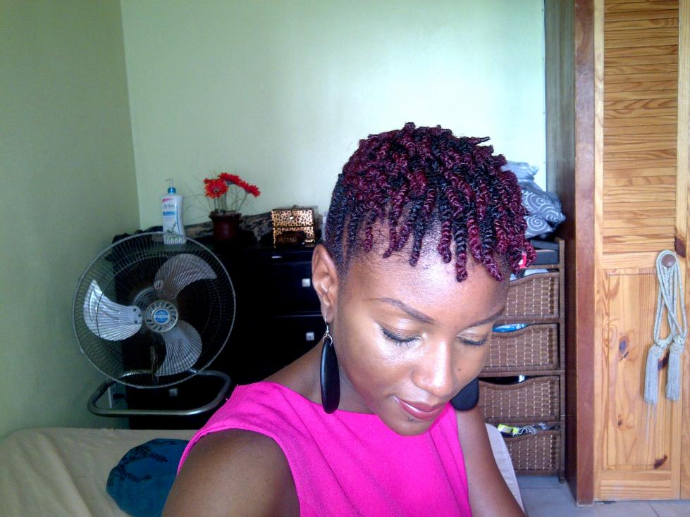 My first try at a twa updo lol curlynikki forums my first try at a twa updo lol pmusecretfo Image collections